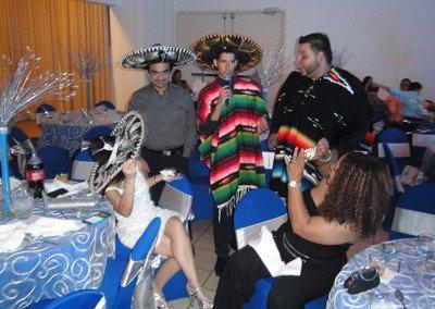 Grupo kache show de mariachi
