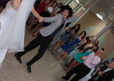 Novio Bailando